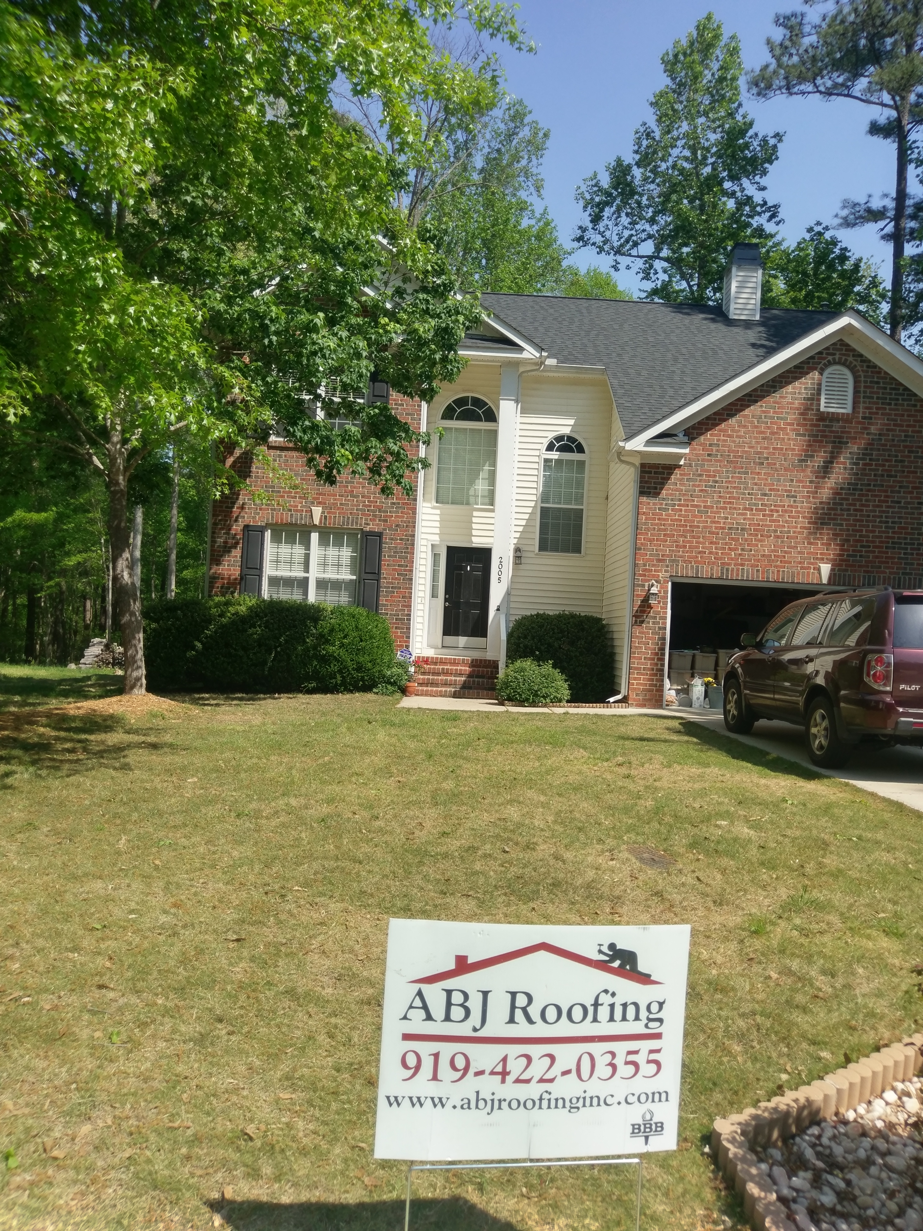 Roof Replacement - Apex, NC