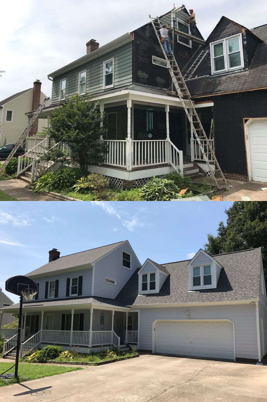 Abj Roofing Inc Repair Amp Roofing Company Raleigh Nc