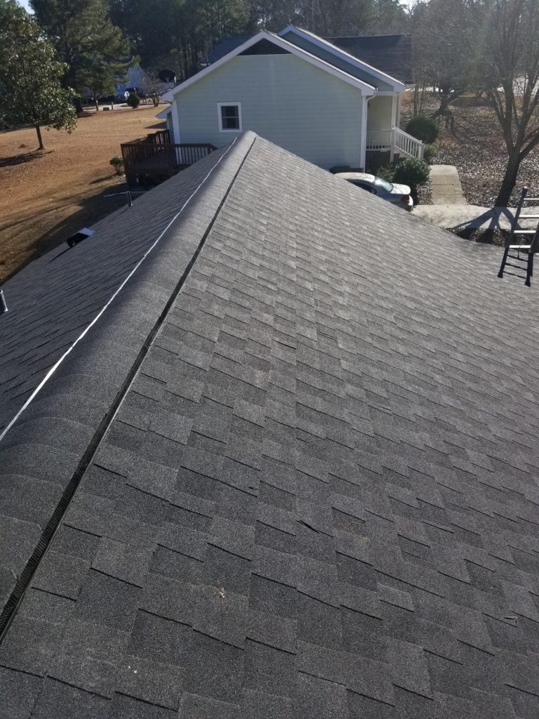 View Our Gallery Of New Roof Installation